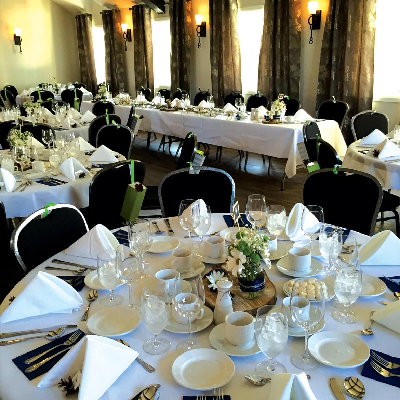 Salle de réception et banquet